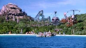 Spooky Island