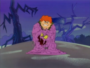 Red Herring unmasked as the swamp monster