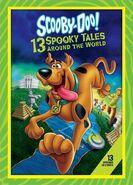 Scooby-Doo 13 Spooky Tales ATW Green