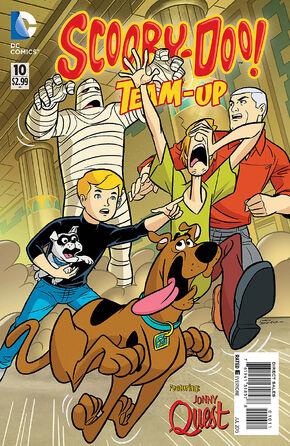TU 10 (DC Comics) cover