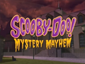 Mystery Mayhem title card (PS2).png