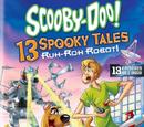 Scooby-Doo! 13 Spooky Tales: Ruh-Roh Robot!