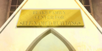 Blake Family Center for Self-Named Buildings