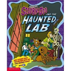 Haunted lab book