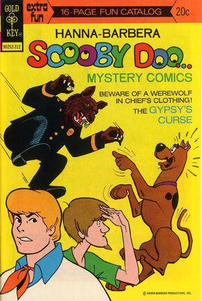 MC 22 (Gold Key Comics) front cover