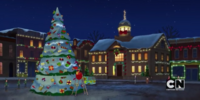 Rockwellville City Hall