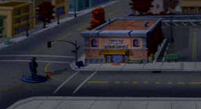 Library (A Scooby-Doo Halloween)