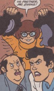 Jim Evans and Ken unmasked