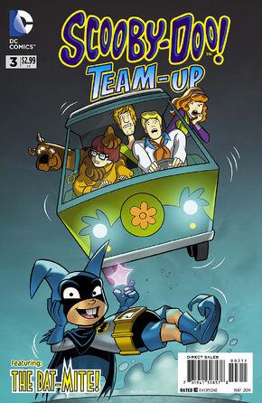 TU 3 (DC Comics) cover