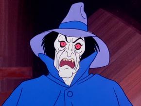 Phantom of Milo Booth