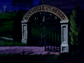 Boothville Cemetery