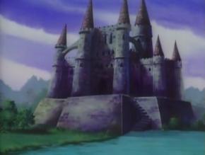 Harriet Mullins's castle