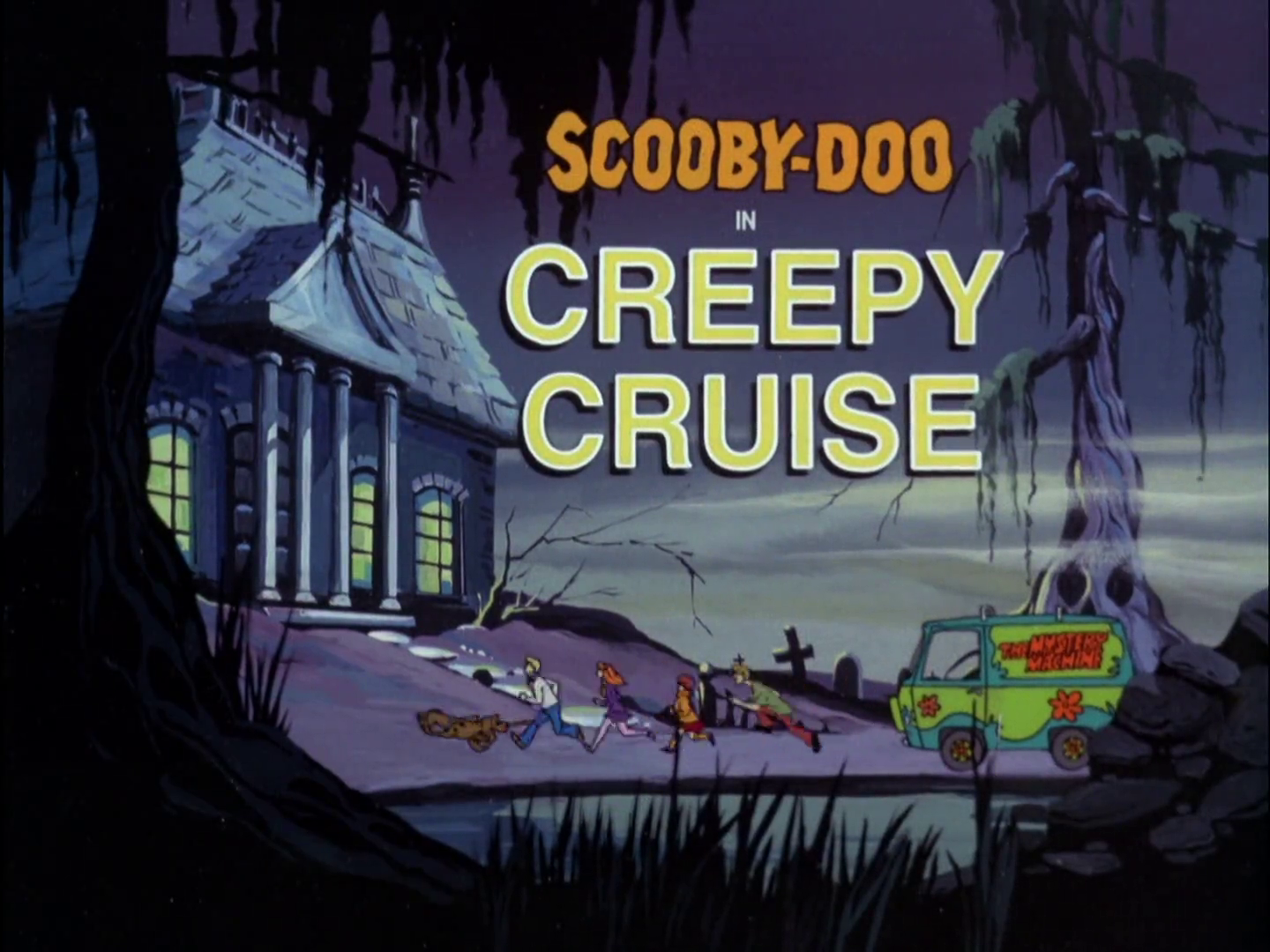 Creepy Cruise title card