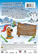 Scooby-Doo 13 Spooky Tales HTAC DVD Back Cover