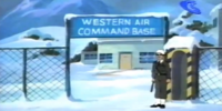 Western Air Command Base