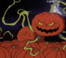 Pumpkin monsters (Scooby-Doo and the Witch's Ghost)