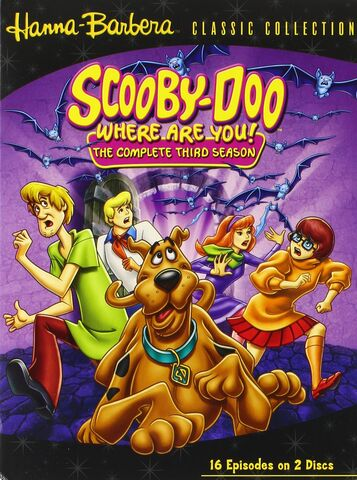 File:Scooby-Doo Where Are You Complete Third Season DVD.jpg