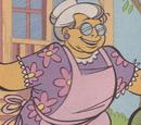 Fred Jones's grandmother