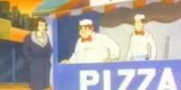 Pizza parlor (Mission: Un-Doo-Able)