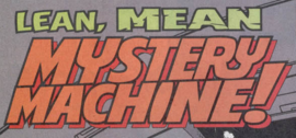 Lean, Mean Mystery Machine title card