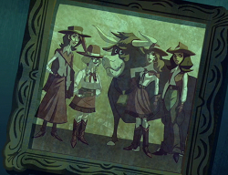 Cowgirl Mystery Group