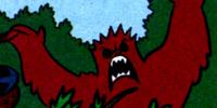 Volcano Demon