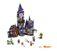LEGO Mystery Mansion set
