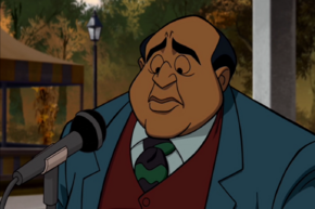 Mayor Husk