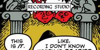 Electric Booo-A-Loo Recording Studio