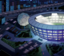 Soccer stadium (Scooby-Doo! Ghastly Goals!)