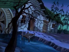 Mill (Who's Afraid of the Big Bad Werewolf)