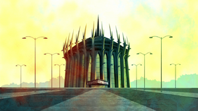 Terror Dome Stadium