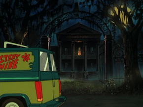 Mansion (Zombie Island)