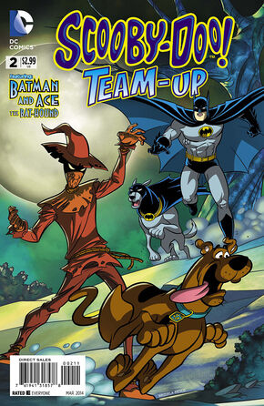 TU 2 (DC Comics) cover