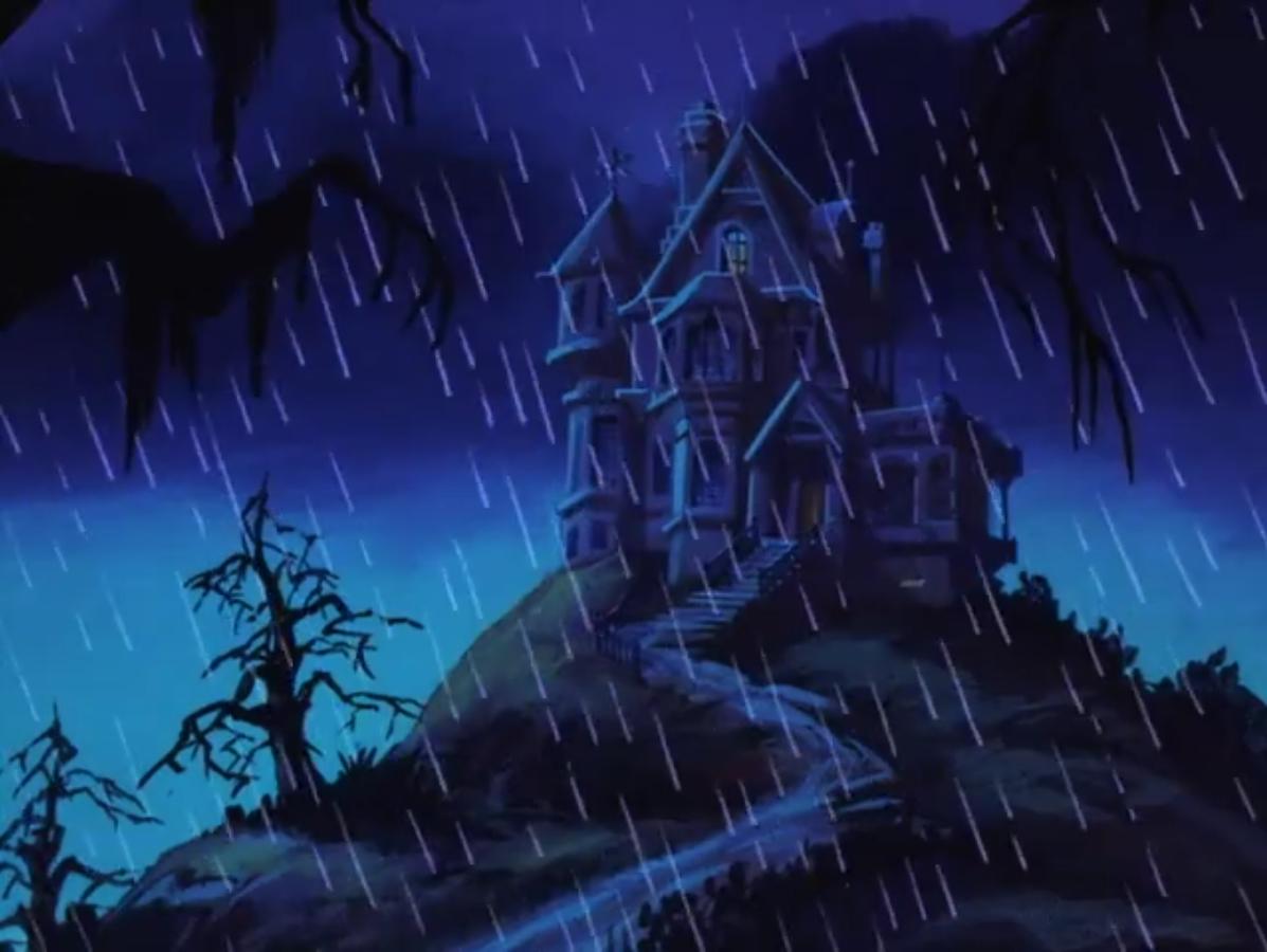 Sylvester's mansion