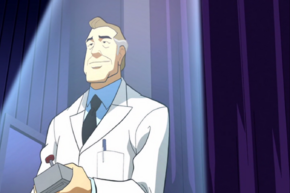 Dr. Ned Staples