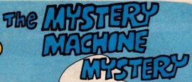 The Mystery Machine Mystery (Archie) title card