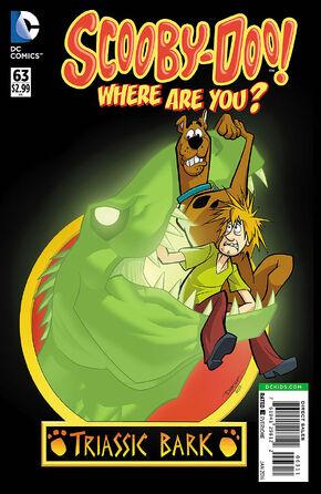 WAY 63 (DC Comics) cover