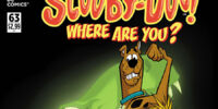 Scooby-Doo! Where Are You? issue 63 (DC Comics)