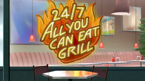 247 All You Can Eat Grill