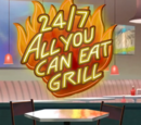 24/7 All You Can Eat Grill