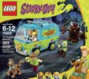 LEGO Scooby-Doo! 75902 The Mystery Machine