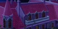Professor Greer's mansion