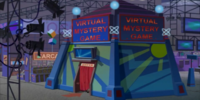 Virtual Mystery Game