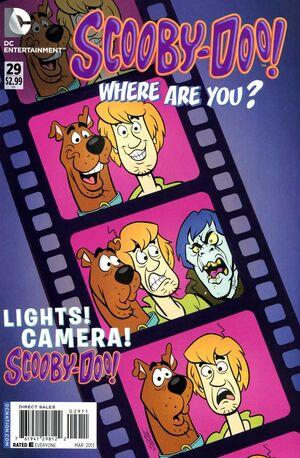 WAY 29 (DC Comics) front cover