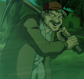 Grave keeper (Scooby-Doo! and the Spooky Scarecrow)