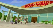 Thrill Rides food court