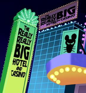 Really Really Big Hotel and Casino