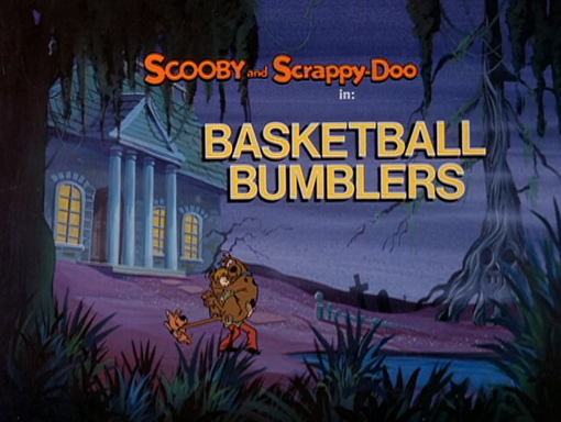 Basketball Bumblers title card