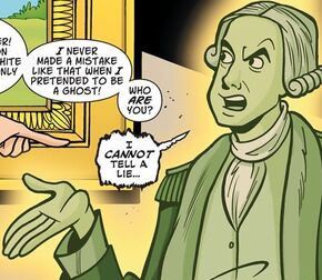 Ghost of George Washington (All the Presidents' Ghosts)